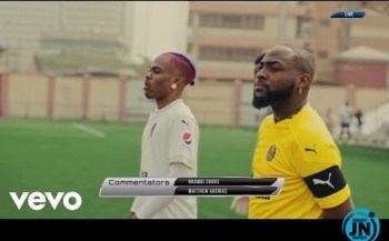 VIDEO: Davido – La La ft. CKay